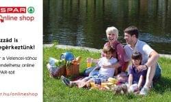 Már a Velencei-tó környékén is elérhető a SPAR online shop házhoz szállítása