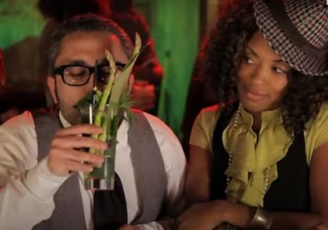 Hey, Mr. Mixologist – Video of the day