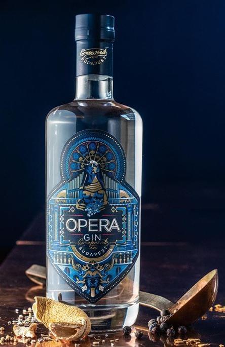Magyar gin nemzetközi elismerése