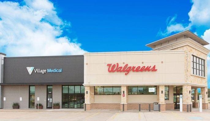 Walgreens áruház és klinika