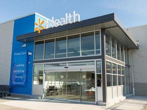 Új Health-prototípus a Walmarttól