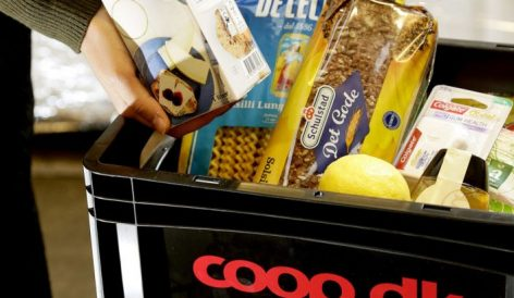 Fellép az élelmiszerhulladék csökkentése érdekében a Coop Dánia