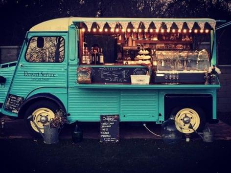Szentendre ad otthont az idei Food Truck Show szezonnyitójának