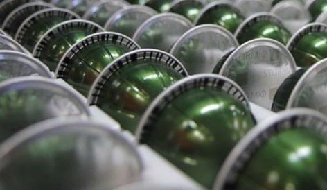 Százhatvanmillió svájci frankot inveztál a Nespresso új gyárába