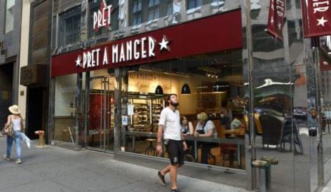 Harminc boltját zárja be a Pret A Manger