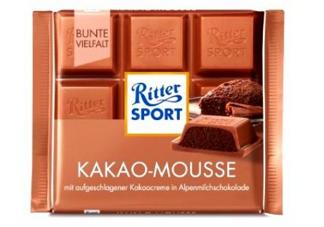Németországban a Ritter Sport csokija lehet egyedül négyzet alakú