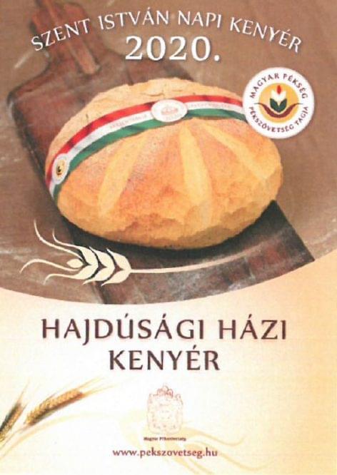 A Hajdúsági házi kenyér lett az év legjobb búzakenyere