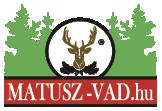 Matusz vad - logo
