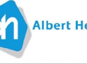 Salátabárt nyit üzleteiben az Albert Heijn