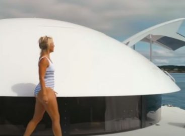 Anthénea Floating Pod – Video of the day