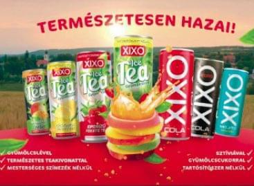 Elindult a XIXO új image kampánya