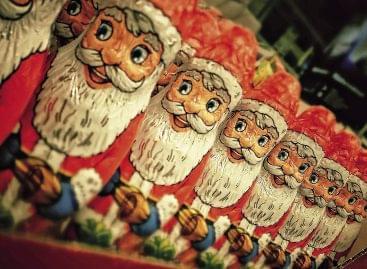 Will Santa's bag be full of good things?