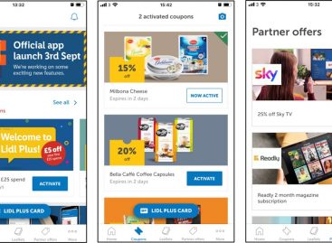 Lidl Plus launched in the UK and Germany