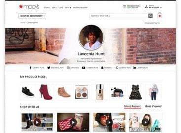 Macy's calls for brand ambassadors