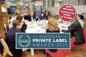 European Private Label Awards 2021