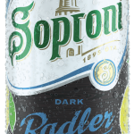 Soproni Dark Radler 0.0% Lemon