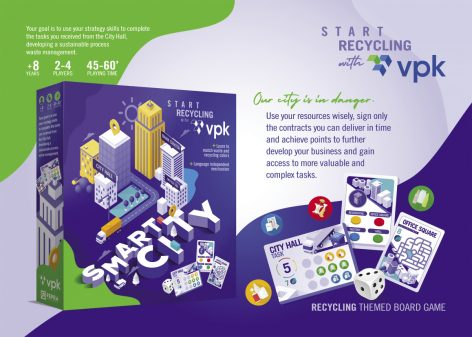 VPK Packaging: Dedicated to creating a better future