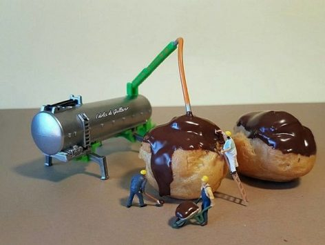 Pastry-Gulliver – Picture of the day