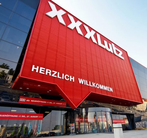 XXXLutz lesz a Kika áruházakból
