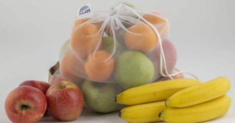 Aldi: teljesen újrahasznosított zacskók a friss élelmiszernek