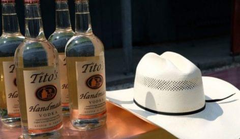 Már a briteknél is kapható Tito vodkája