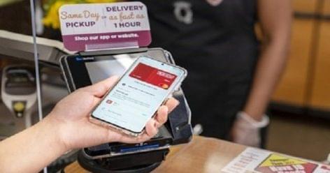 Mobil fizetési stratégit tesztel a Kroger