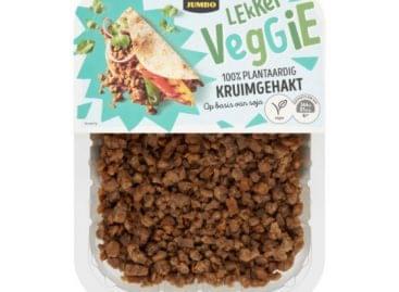 Saját márkás vegán és vegetáriánus termékek a Jumbo-tól