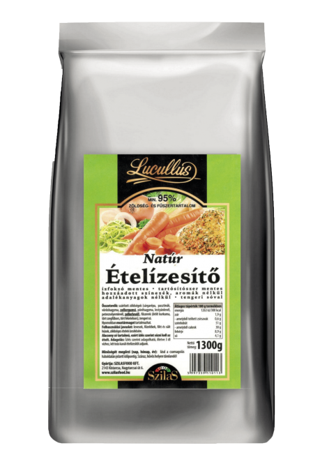 Lucullus Nagy Kiszerelésű Gastro Termékek