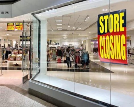 Report: 25% of U.S. malls will be gone within the next five years