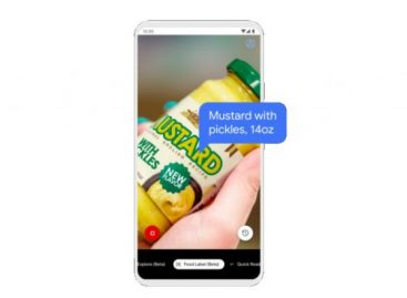 With Lookout, Google Helps Visually-Impaired With Their Groceries