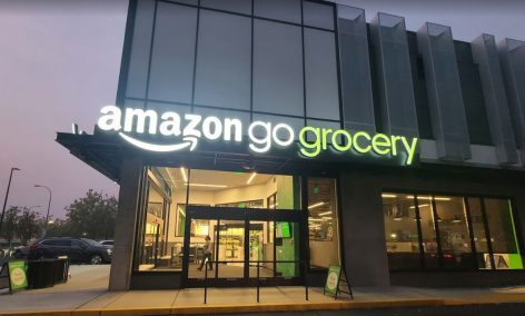 Jön az Amazon majdnem robot üzlete