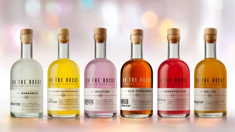 Beam Suntory Acquires Ready-To-Drink Cocktail Brand, On The Rocks