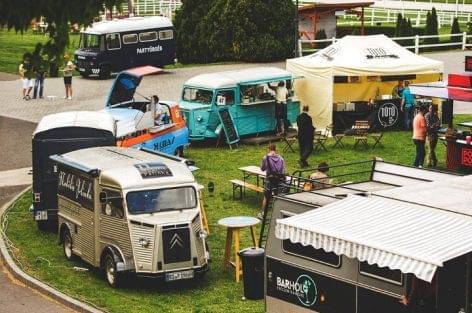 Az év utolsó Food Truck Show-ja a Margitszigeten