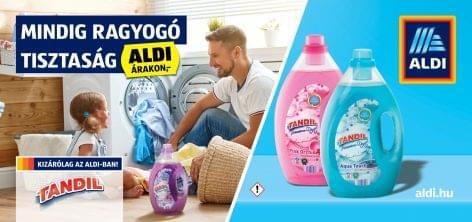 (HU) Mindig ragyogó tisztaság – az ALDI-val
