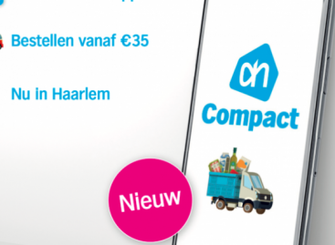 Albert Heijn Launches New Delivery Service For Small Households