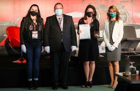 Az Auchan Magyarország az idei nívódíj nyertese