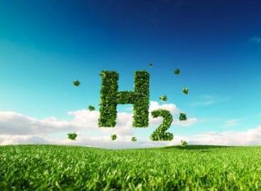 Zöld hidrogén az EDEKA-tól