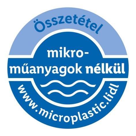 A Lidl célja megszüntetni a mikroanyagok használatát
