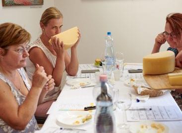 A legjobb kézműves sajtok és tejtermékek versenyeztek a Sajtmustrán