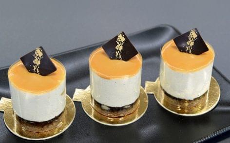 A Szamos Marcipán süteménye lett idén Budapest desszertje