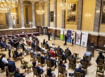 The Széchenyi Enterprise of the Year 2020 awards were presented