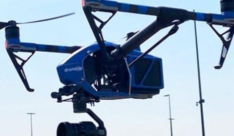 Drónnal szállítja házhoz a Covid-teszteket a Walmart