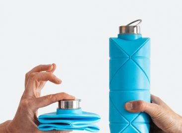 Collapsible Bottle – Picture of the day