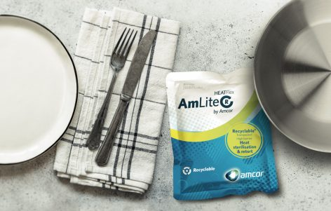 Amcor and Nestlé unveil world's first recyclable retort pouch for pet food