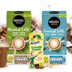 Nestlé's vegan novelties have arrived