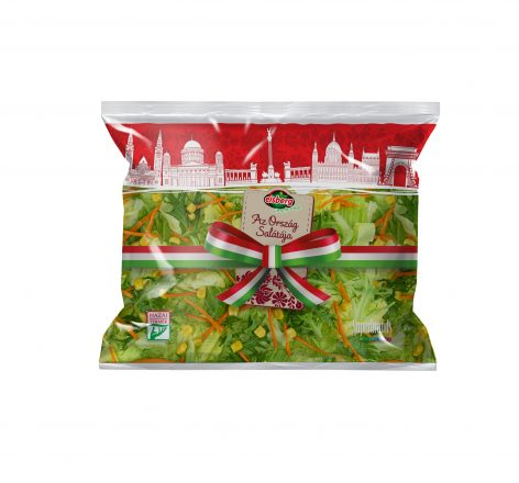 (HU) A salátarajongók alkották meg Az Ország Salátáját