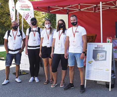 Hungarian products promoted on Coop Days