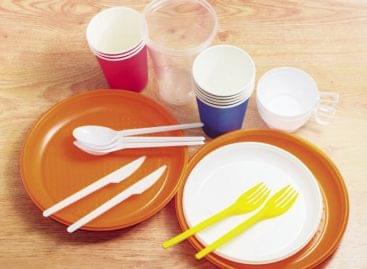 A műanyagtörvény nem hozott áttörést a vendéglátásban