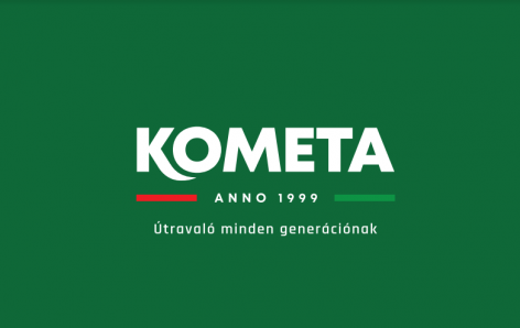 Kometa has redesigned its image and product portfolio