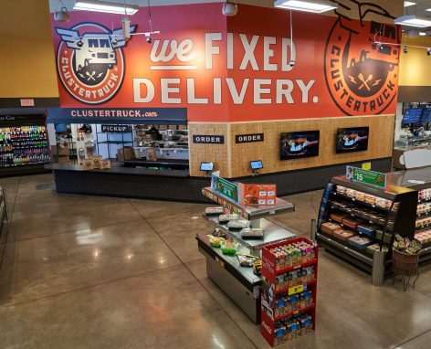 Kroger launches in-store 'ghost' kitchens